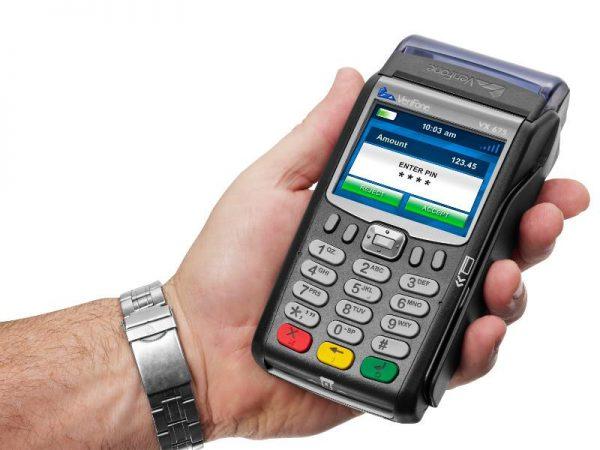 Terminal Verifone vx675 - terminale kart płatniczych Koszalin